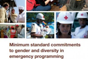 Minimum Standard Commitments to Gender and Diversity in Emergency Programming – Pilot Version