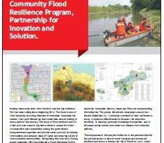 Community Flood Resilience Program, Partnership for Innovation and Solution