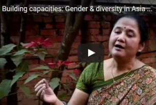 Audio Visual: Building Capacities – Gender & Diversity in Asia Pacific