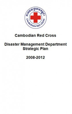 Disaster Management Department (DMD) Strategic Plan 2008