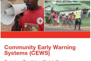 Community Early Warning Systems (CEWS) – Training Toolkit Field Guide