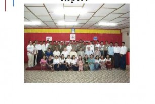 Cyclone Giri Relief Operation: Lessons Learnt Workshop Report 2011