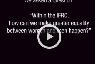 Audio Visual: IFRC International Women's Day 2015
