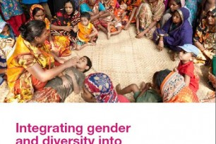 Integrating Gender and Diversity into Community Health – Guidance Note