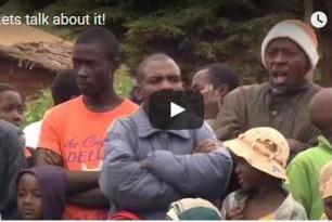Audio Visual: Let's Talk about it – Gender Based Violence in Dzaleka Refugee Camp, Malawi