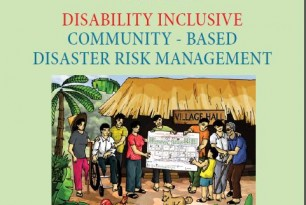 Manual on Disability Inclusive Community-Based Disaster Risk Management