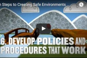 Audio visual: Ten steps to creating safe environments for children and youth