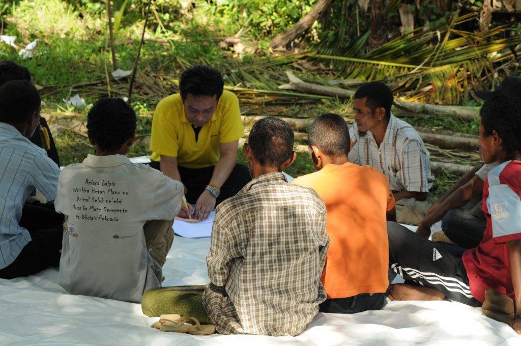 DRR Field Session Timor Leste 2011 (29)