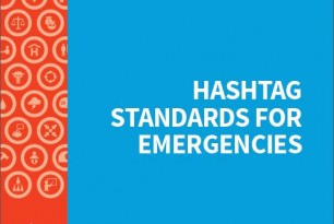 Hashtag standards for emergencies