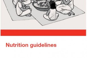 Nutrition Guidelines (IFRC, 2014)