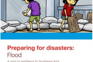 Comic Book: Preparing for disasters – Flood