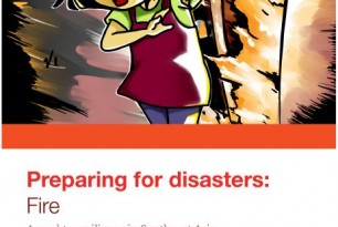 Comic Book: Preparing for disasters – Fire