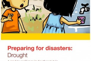 Comic Book: Preparing for disasters – Drought