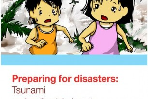 Comic Book: Preparing for disasters – Tsunami