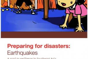 Comic Book: Preparing for disasters – Earthquake