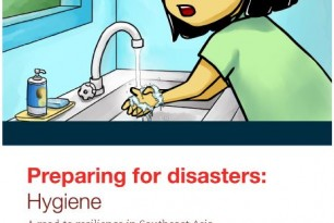Comic Book: Preparing for disasters – Hygiene