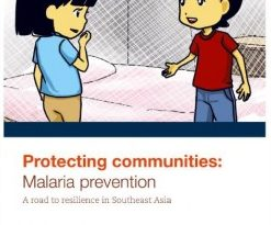 Comic Book: Protecting communities – Malaria Prevention