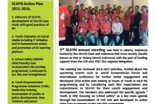 SEAYN Newsletter Issue 3 (December 2015)