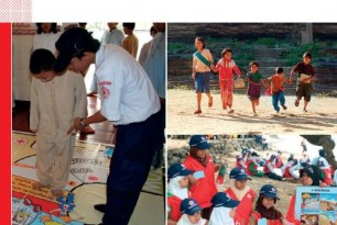 Children in Disasters – Games and guidelines to engage youth in risk reduction