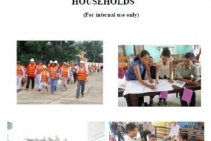 Training material – Disaster Preparedness for Households