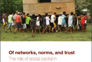 Of Norms, Networks, and Trust. The Role of Social Capital in Reinforcing Community Resilience