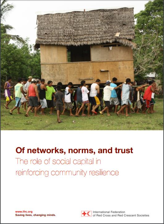 Of networks, norms, and trust_The role of social capital in reinforcing community resilience