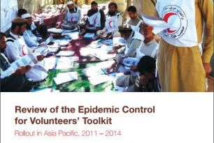 Review of the Epidemic Control for Volunteers' Toolkit – Rollout in Asia Pacific, 2011 – 2014