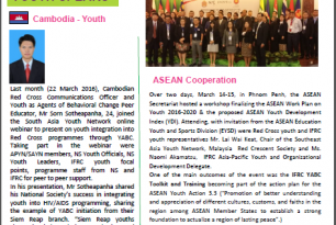 Southeast Asia Youth Network newsletter 4 Final May
