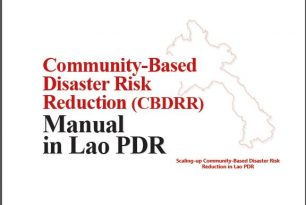 Community-Based Disaster Risk Reduction (CBDRR) Manual in Lao PDR