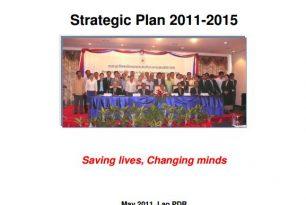 Lao Red Cross Strategic Plan 2011 -2015