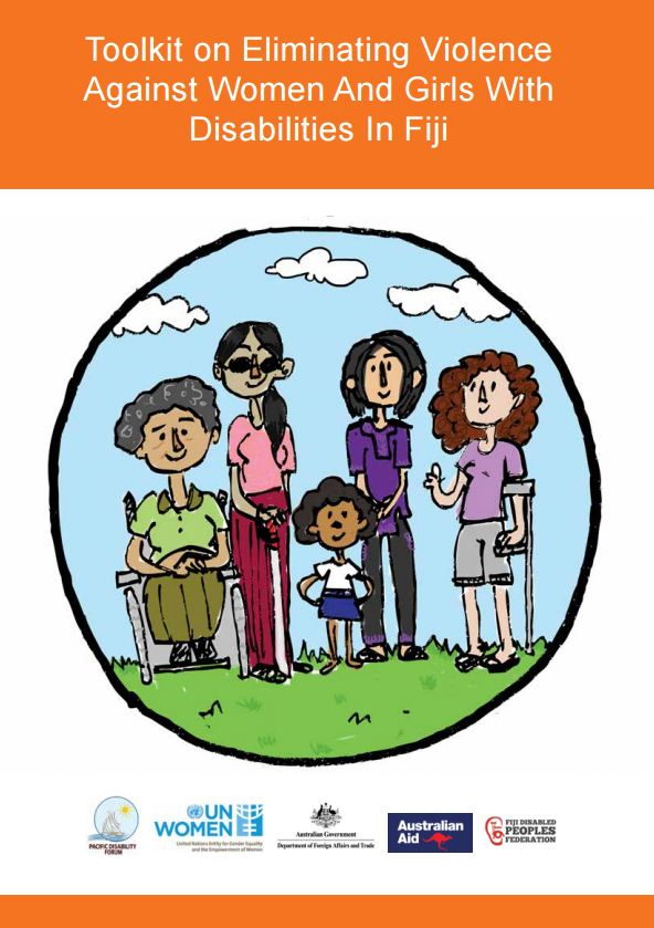 Toolkit on Eliminating Violence against Women and Girls with Disabilities In Fiji