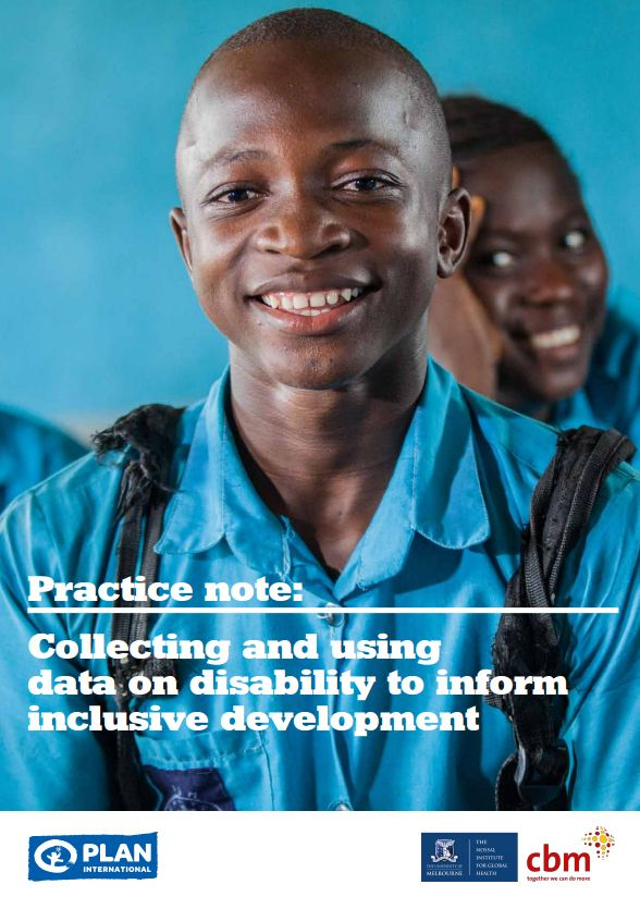 Practice Note: Collecting and Using Data on Disability to Inform Inclusive Development