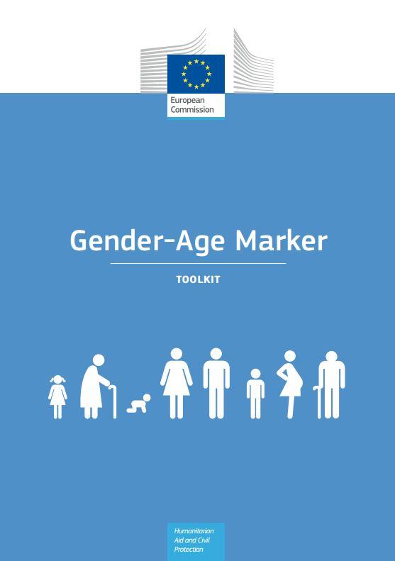 Gender-Age Marker