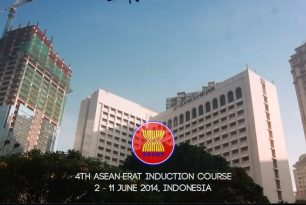 4th ASEAN-ERAT Induction Course video from Youtube – ASEAN