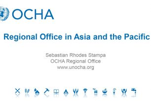 OCHA Presentation – ASEAN Regional Forum Disaster Relief Exercise (ARF DiRex)