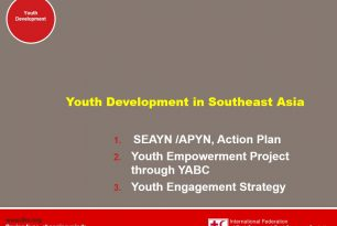 Youth development in Southeast Asia