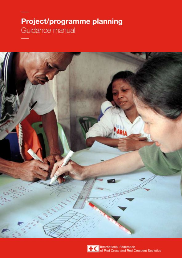 Project/programme planning - Guidance manual 2010 - Planning Monitoring Evaluation Reporting