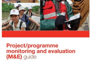 Project/programme monitoring and evaluation (M&E) guide – Planning Monitoring Evaluation Reporting
