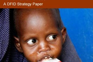 Promoting innovation and evidence-based approaches to building resilience and responding to humanitarian crises; A DFID Strategy Paper (2012) – External References
