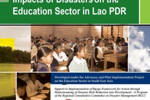 Impacts of Disasters on the Education Sector in Lao PDR – External References