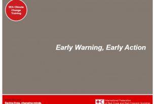 Presentation – Session 6 – Climate change adaptation training kit 2016