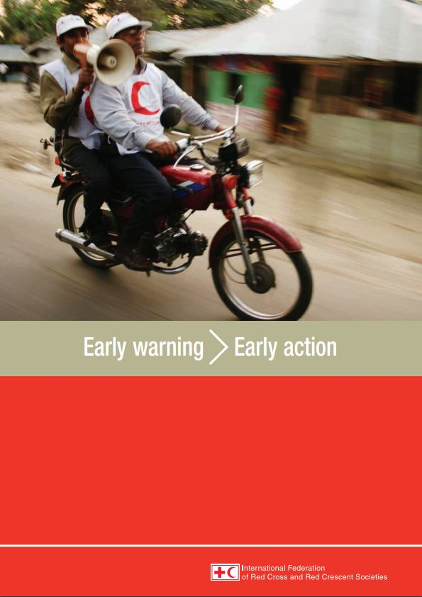 Early Warning Early Action (2008) - IFRC