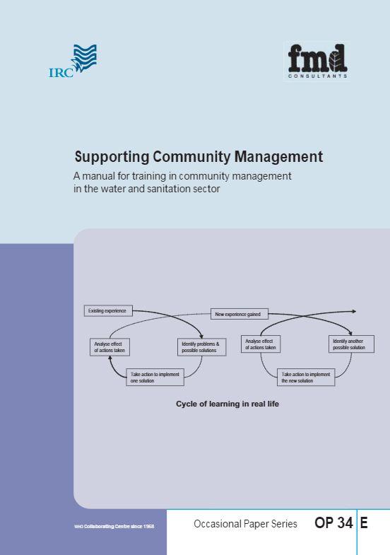 Training Manual for Community Development - IRC