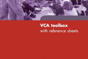 VCA toolbox with reference sheets