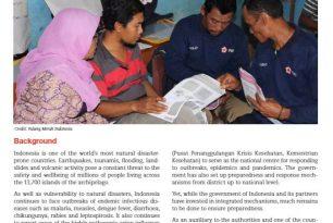 Indonesia Epidemic Preparedness case study – Epidemic Control for Volunteers (ECV)