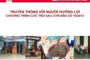 Cash Transfer Programming community engagement 2013 [Vietnamese only] – Community Engagement