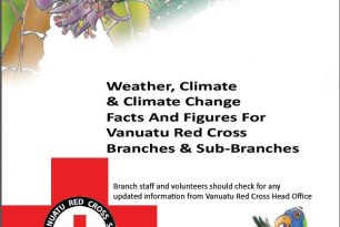 Weather, Climate & Climate Change Facts and Figures for Vanuatu Red Cross Branches & Sub-Branches