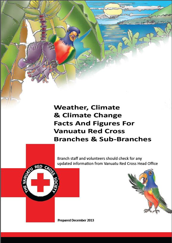 Weather, Climate and Climate Change Facts and Figures - Vanuatu RC