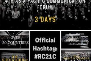 4th Asia-Pacific Communications Forum | 14-16 March 2016 | Seoul, Korea