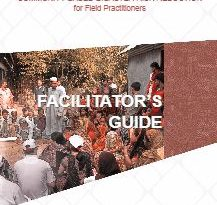 Community-based Disaster Risk Reduction for Field Practitioners – Facilitator's Guide